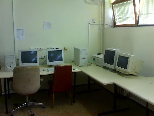 Labaratorija - avgust 2008