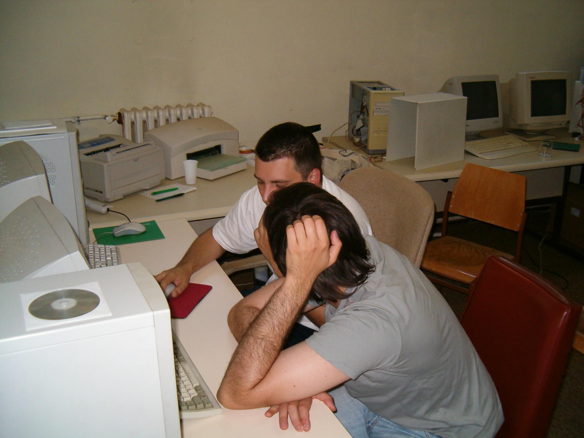 Letnji kamp Računarstva - jul 2006.